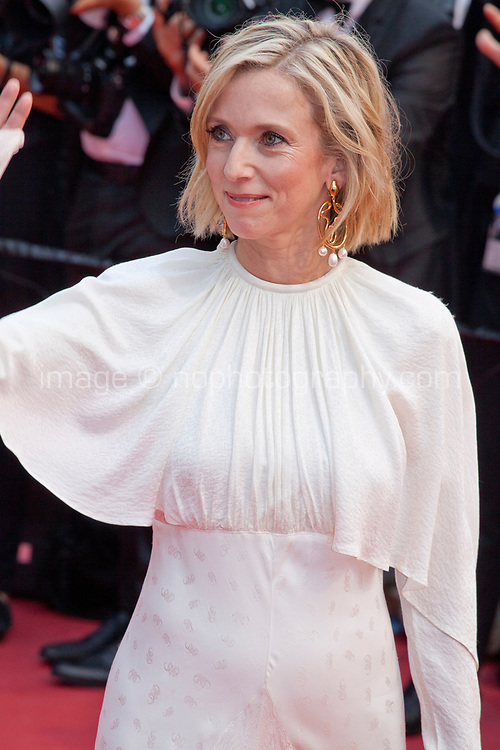 Lea Drucker at the Opening Ceremony and The Dead Don't Die gala screening at the 72nd Cannes Film Festival Tuesday 14th May 2019, Cannes, France. Photo credit: Doreen Kennedy