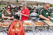 College of Busniess Homecoming 2013 Tailgate. Photo by Elizabeth Held