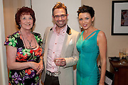 MARGARET RONALD; TERRY RONALD, Terry Ronald - book launch party for his book ' Becoming Nancy' . The Westbury Hotel, Pine Room, Bond Street, London, W1S 2YF<br /> -DO NOT ARCHIVE-© Copyright Photograph by Dafydd Jones. 248 Clapham Rd. London SW9 0PZ. Tel 0207 820 0771. www.dafjones.com.