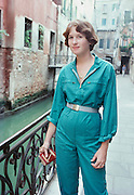Margaret in Venice, family