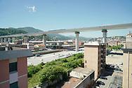cantiere nuovo Ponte Genova, Giugno 2020