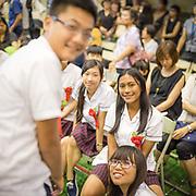 Tanivu's Grad 2017, Hou Jia Junior High School, Tainan