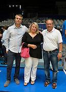 DESCRIZIONE : Cantu' Lega A 2013-14 Raduno pallacanestro Cantu'<br /> GIOCATORE : Daniele Della Fiori Anna Cremascoli Stefano Sacripanti<br /> CATEGORIA : ritratto presidente allenatore coach<br /> SQUADRA : Pallacanestro Cantu'<br /> EVENTO : Campionato Lega A 2013-2014<br /> GARA : Raduno pallacanestro Cantu'<br /> DATA : 25/08/2013<br /> SPORT : Pallacanestro <br /> AUTORE : Agenzia Ciamillo-Castoria/R.Morgano<br /> Galleria : Lega Basket A 2012-2013  <br /> Fotonotizia : Cantu' Lega A 2013-14 Raduno pallacanestro Cantu'<br /> Predefinita :