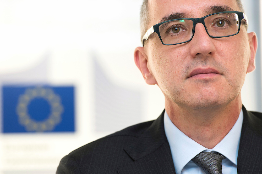 03 June 2015 - Belgium - Brussels - European Development Days - EDD - Energy - Multi-stakeholder partnerships for energy efficiency - Paolo Falcioni<br /> Director General , CECED &copy; European Union