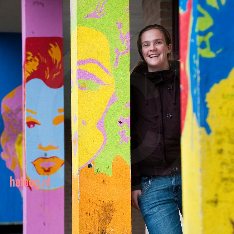 "Esmee de Jong / college reggesteyn / Nijverdal. t.b.v. ""didaktief"""