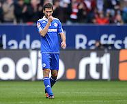 Fussball Bundesliga 2011/12: FC Augsburg - FC Schalke