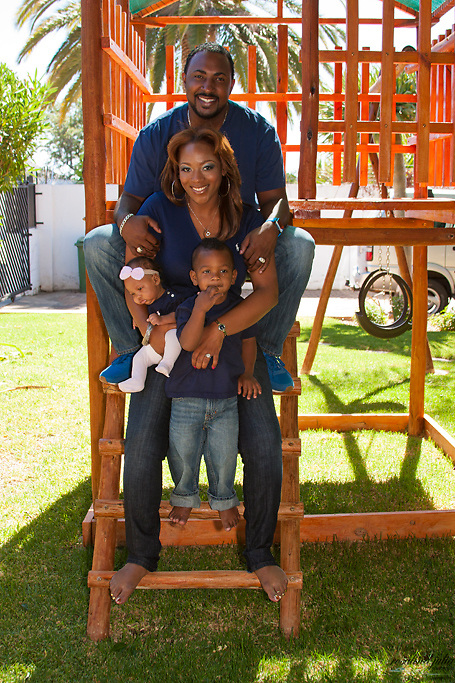 Michael & Tanya Amey Family Shoot