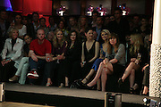 THOMAS VICARY, JODIE KIDD, JASMINE GUINNESS, MARIA GRACHVOGEL, HOLLY WILLOUGHBY AND ANN-SOFIE-BACK, Oli fashion launch. Haymarket Hotel. London. 4 July 2007.  -DO NOT ARCHIVE-© Copyright Photograph by Dafydd Jones. 248 Clapham Rd. London SW9 0PZ. Tel 0207 820 0771. www.dafjones.com.