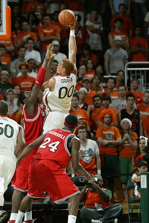 2008 University of Miami Men's Basketball vs St. Johns