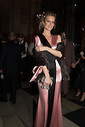 EVA HERZIGOVA, Alexander McQueen: Savage Beauty Gala, Victoria and Albert Museum, and A. 12th March 2015
