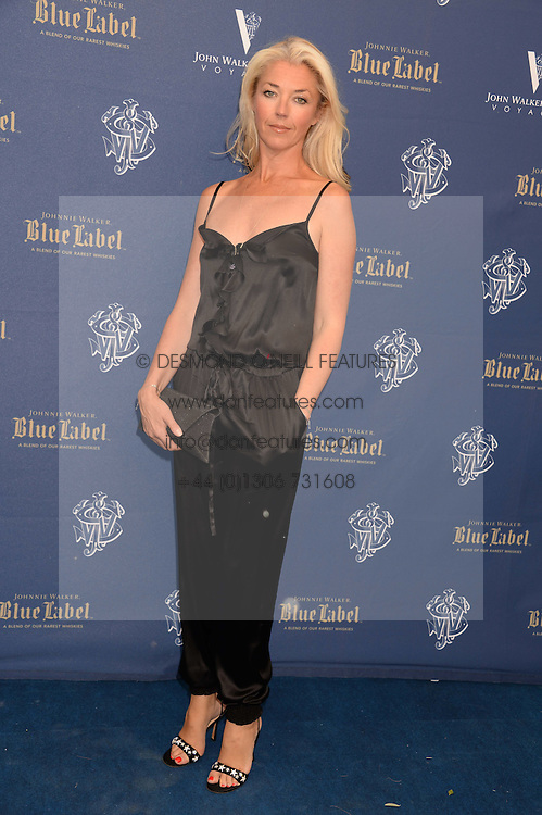 The Johnnie Walker Blue Label and David Gandy Drinks Reception aboard John Walker & Sons Voyager, St.Georges Stairs Tier, Butler's Wharf Pier, London, UK on 16th July 2013.<br /> Picture Shows:-Tamara Beckwith.