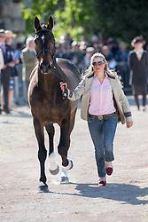 Taylor Izzy, (GBR) ,Allercombe Ellie<br /> CCI4* - Mitsubishi Motors Badminton Horse Trials 2016<br /> © Hippo Foto - Jon Stroud<br /> 06/05/16