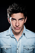 Marc Marquez, Studio Portrait.<br />