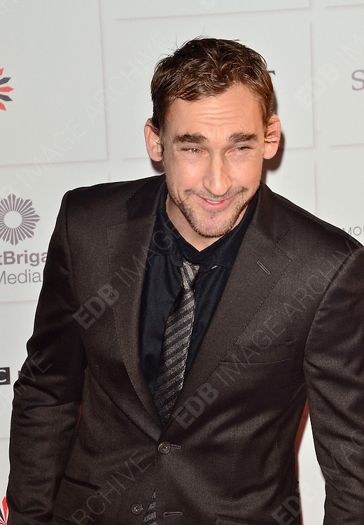 09.DECEMBER.2012. LONDON<br /> <br /> JOSEPH MAWLE ATTENDS THE BRITISH INDEPENDENT FILM AWARDS AT OLD BILLINGSGATE MARKET. <br /> <br /> BYLINE: JOE ALVAREZ/EDBIMAGEARCHIVE.CO.UK<br /> <br /> *THIS IMAGE IS STRICTLY FOR UK NEWSPAPERS AND MAGAZINES ONLY*<br /> *FOR WORLD WIDE SALES AND WEB USE PLEASE CONTACT EDBIMAGEARCHIVE - 0208 954 5968*