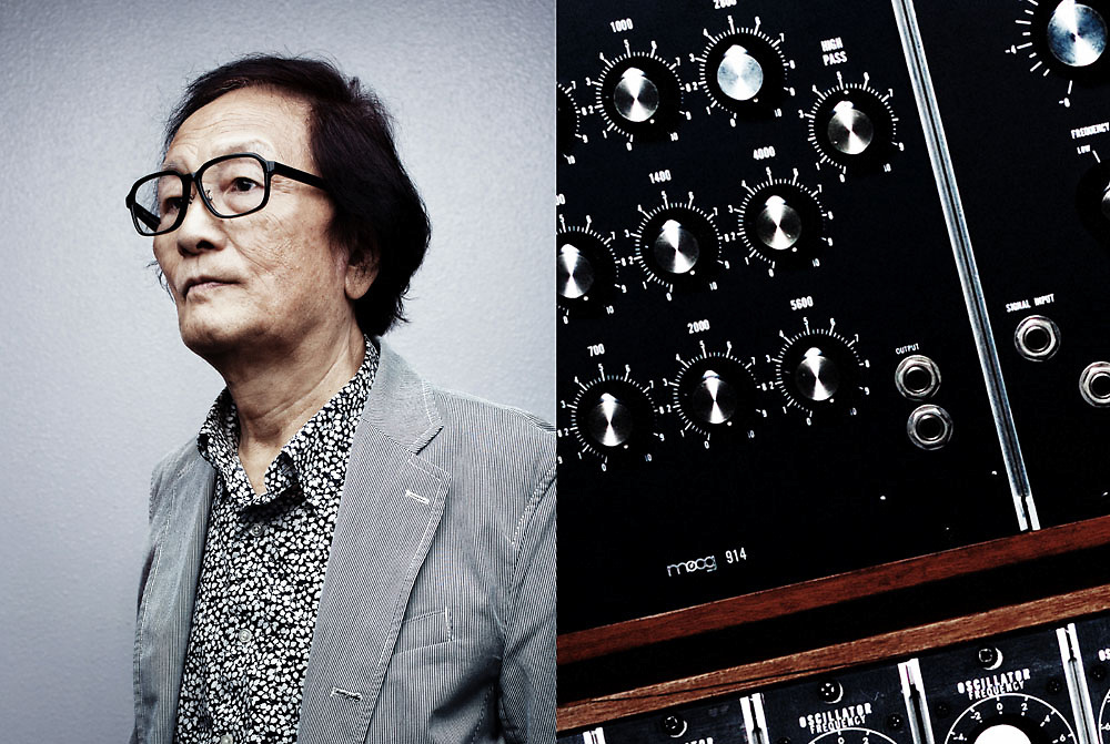 ISAO TOMITA for WIRED Japan