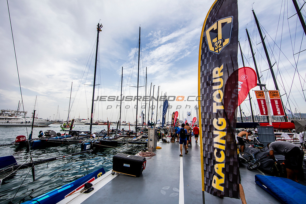 GC32 Racing Tour , THIRD event of the year, 36 COPA DEL REY, Palma, Spain, 1st till 5th of August  2017