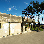 Ford Worden Coastal Gun Battery.  Port Townsend, Washington State, USA.