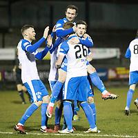 Albion Rovers v St Johnstone 29.01.18