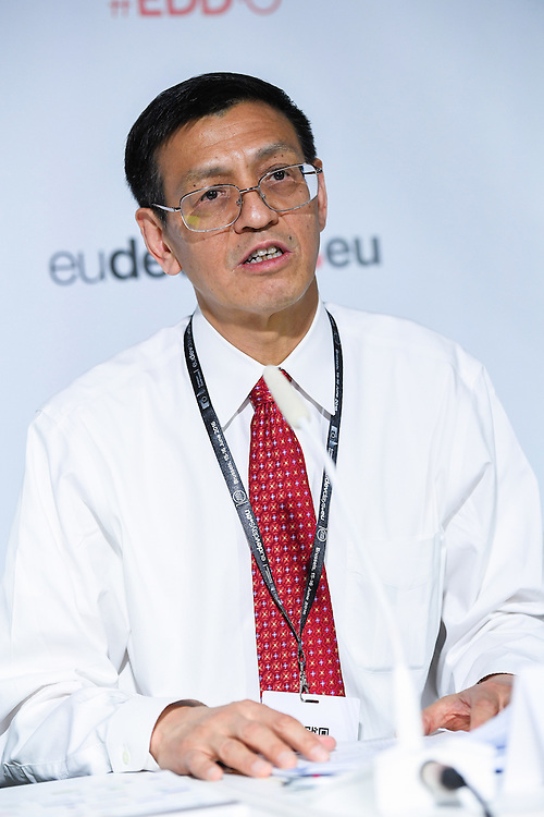 20160616 - Brussels , Belgium - 2016 June 16th - European Development Days - Ending hunger and undernutrition - It can be done faster - Shenggen Fan , Director General , International Food Policy Research Institute © European Union
