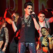 Adam Lambert, Glam Nation Tour 2010