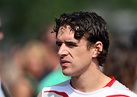 Photo: Chris Ratcliffe.<br />England Training Session. FIFA World Cup 2006. 29/06/2006.<br />Owen Hargreaves in training.