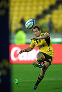Rugby - S15 Hurricanes v Reds