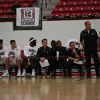Men's Basketball: Ohio Wesleyan University Battling Bishops vs. Ramapo College Roadrunners
