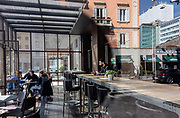 Milan, Princi cafe in Porta Garibaldi