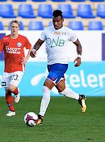 Fotball , 24. janaur 2018 , privatkamp , Vålerenga - Silkeborg<br /> Luis Felipe Carvalho da Silva , Vålerenga