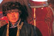 Nomad<br /> Gobi Desert<br /> Mongolia