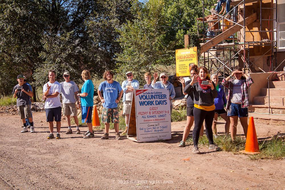 The Santa Fe to Cerrillos leg of the Mountain Tour, part of the 2013 Santa Fe Concorso.