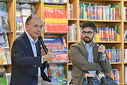 """20170407 - Enrico Letta presentazione libro """"Contro venti e maree"""" Le edizioni del Mulino, con Stefa"""