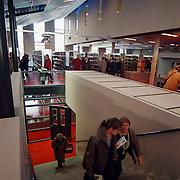 Open dag bibliotheek Plein 2000 int. trap