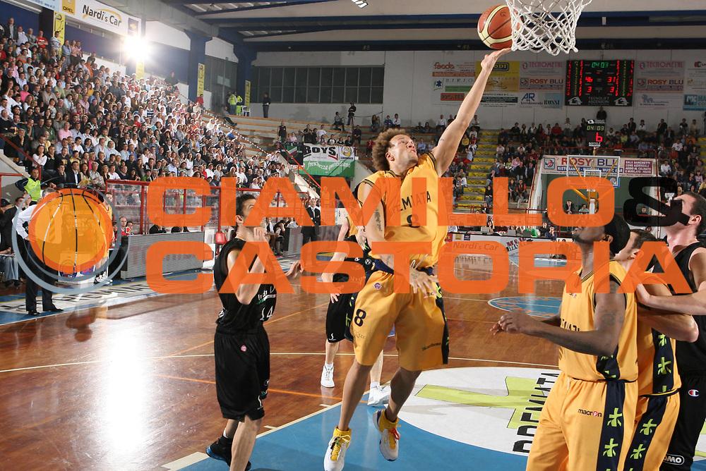 DESCRIZIONE : Porto San Giorgio Lega A1 2006-07 Premiata Montegranaro VidiVici Virtus Bologna <br /> GIOCATORE : Nikagbatse <br /> SQUADRA : Premiata Montegranaro <br /> EVENTO : Campionato Lega A1 2006-2007 <br /> GARA : Premiata Montegranaro VidiVici Virtus Bologna <br /> DATA : 19/04/2007 <br /> CATEGORIA : Tiro <br /> SPORT : Pallacanestro <br /> AUTORE : Agenzia Ciamillo-Castoria/G.Ciamillo <br /> Galleria : Lega Basket A1 2006-2007 <br />Fotonotizia : Porto San Giorgio Campionato Italiano Lega A1 2006-2007 Premiata Montegranaro VidiVici Virtus Bologna <br />Predefinita :