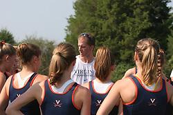 Virginia Head Cross Country Coach Jason Dunn...The University of Virginia Cross Country team hosted the 2006 Lou Onesty Invitational at Panorama Farms near Charlottesville, VA on September 9, 2006.