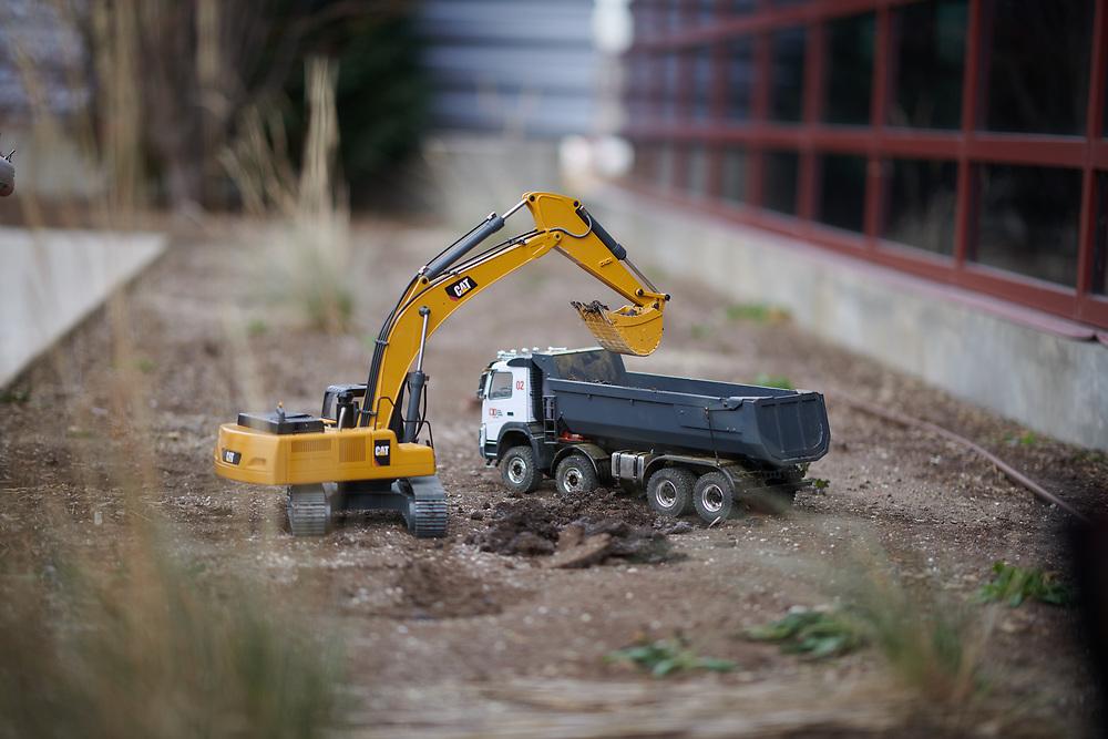 CAT NextGen Excavator Peoria