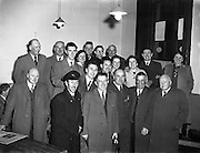 07/11/1957 <br /> 11/7/1957<br /> 07 November 1957<br /> <br /> Special for Daily Express - Election Candidates
