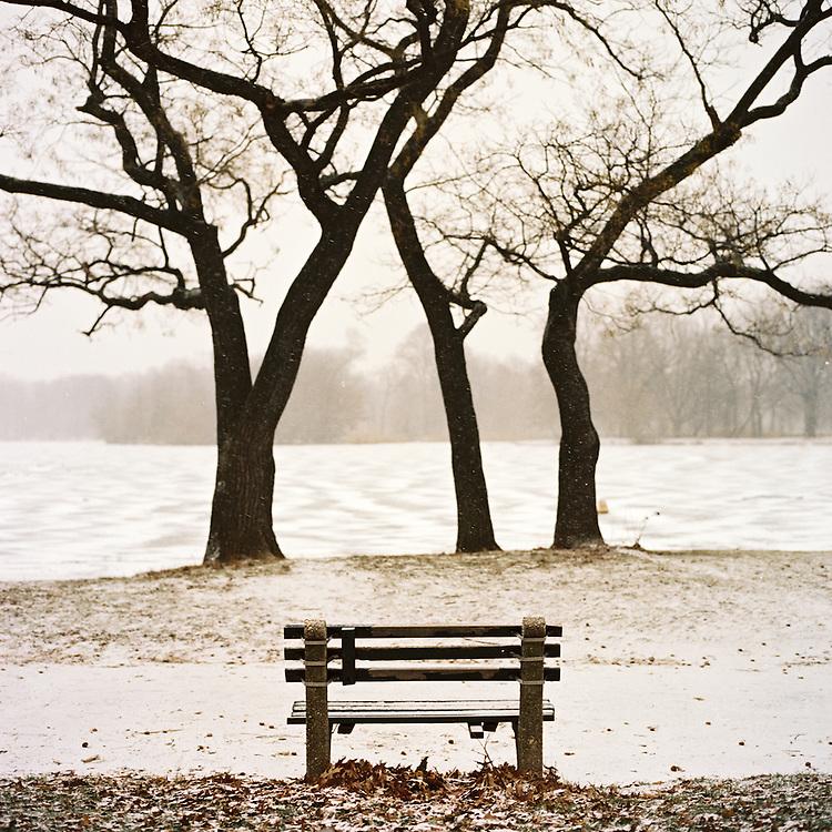 BROOKLYN, NEW YORK - 2011: Prospect Park.