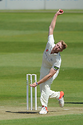 Liam Norwell of Gloucestershire bats - Photo mandatory by-line: Dougie Allward/JMP - Mobile: 07966 386802 - 07/06/2015 - SPORT - Football - Bristol - County Ground - Gloucestershire Cricket v Lancashire Cricket - LV= County Championship