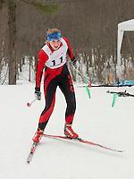 St Paul's School Nordic Relay Race at Proctor Academy in Andover, NH.  Karen Bobotas for St Paul's School