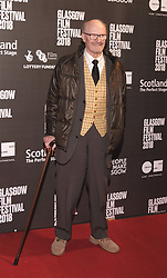 """Glasgow Film Festival 2018<br /> <br /> The World Premiere of """"THE PARTY'S JUST BEGINNING"""" was attended by actor/director Karen Gillan<br /> <br /> Pictured: Actor Ralph Riach<br /> <br /> Alex Todd 