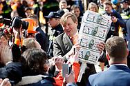 27-04-2017 KONINGSDAG 2017 TILBURG<br /> Tilburg viert Koningsdag 2017 met Koning Willem-Alexander<br /> <br /> Foto: Geert van Erven