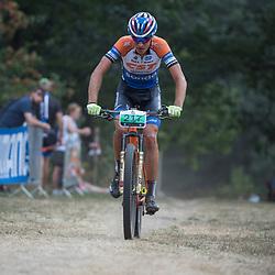 APELDOORN (NED) NK Mountainbike <br />David Nordermann