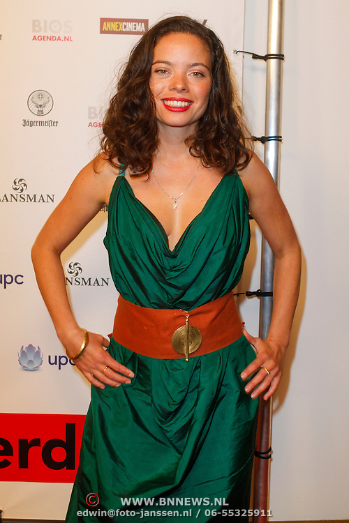 NLD/Amsterdam/20120910 - Filmpremiere Deal, Roberta Petzoldt