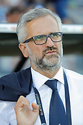 Stephane Martin (President of Girondins de Bordeaux) during the French championship L1 football match between SCO Angers and Bordeaux on August 6th, 2017 at Raymond-Kopa stadium, France - PHOTO Stéphane Allaman / ProSportsImages / DPPI