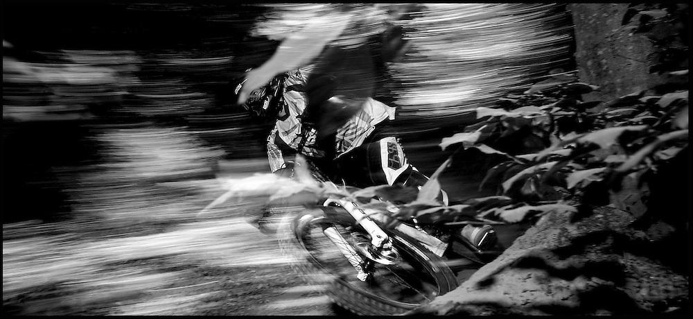 Rider: Nick Beer.Location: Gurten (Switzerland)