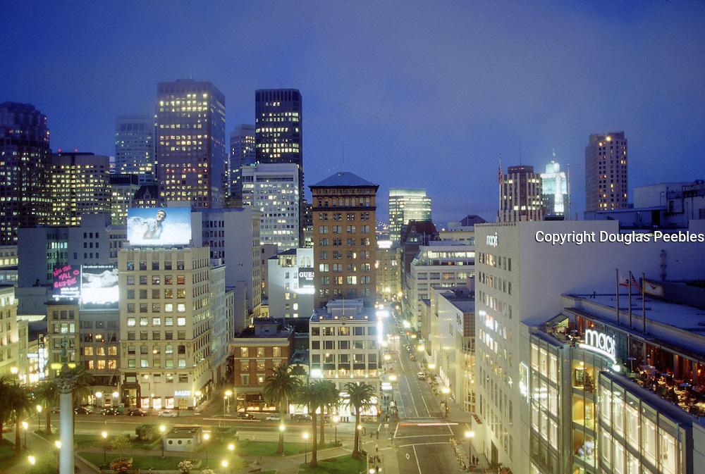 Union Square, San Francisco, California<br />