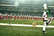 """The Marching 100"" FAMU Rattlers at the Battle of the Bands"