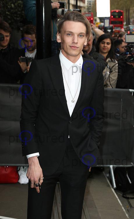 Jamie Campbell Bower, The Asian Awards, Grosvenor House Hotel, London UK, 17 April 2015, Photo by Richard Goldschmidt