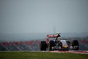 October 23-25, 2015: United States GP 2015: Carlos Sainz Jr. Scuderia Toro Rosso